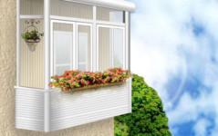 Остекление балконов и лоджий в Воронеже
