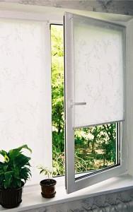 заказать жалюзи на окна - тканевые жалюзи